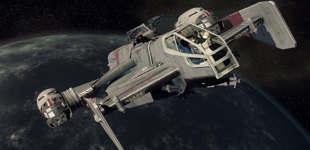 Star Citizen Shows Off Alpha 3.0's Seamless World