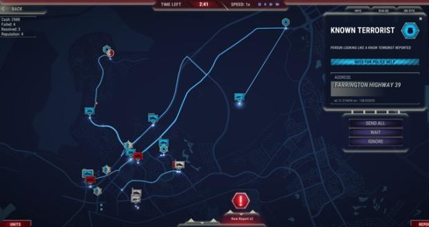 Dispatcher - online game Maheecom