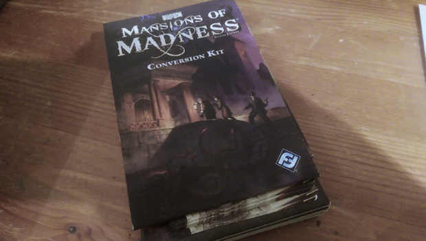 Mansions of Madness 2nd Edition – First Impressions