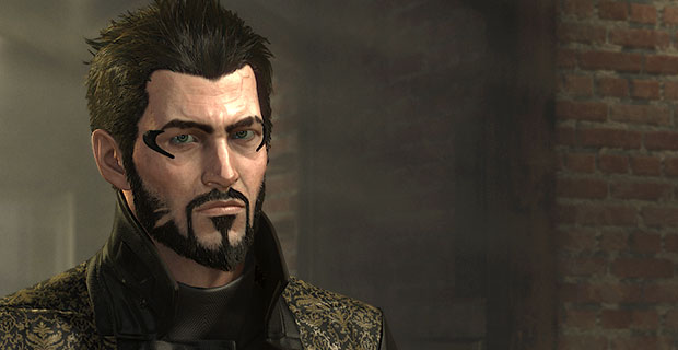 Adam Jensen experiences an emotion, yesterday