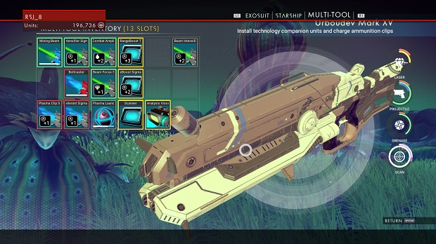 no mans sky multi tool slots