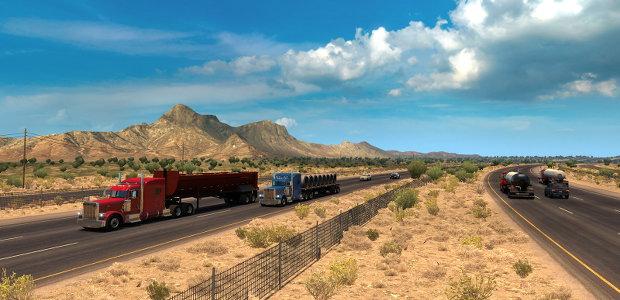 Dec 12, 2016 American Truck Simulator now gert big again American