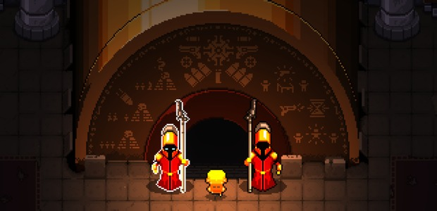 Dec 9, 2016 How Enter the Gungeon brought bullet hell to the