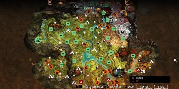 Far Cry Primal Pc Review Rock Paper Shotgun