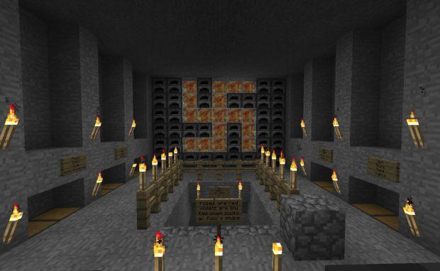 Minecraft World War  Buildings