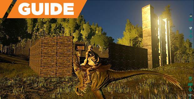 Ark Survival Evolved Base Building Guide