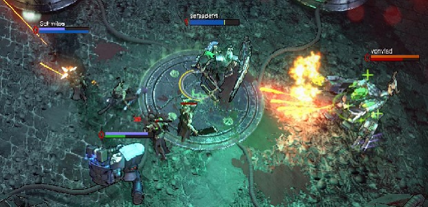 It's a little weird that the MOBA, apart from most other competitive multiplayer genres, seeks to contextualise its sport-like bouts of combat with some sort of metanarrative, and weirder still that it's more or less the same story every time: warriors gathered across time and space to a gladiatorial hyperdimension. Two of them even call it the same thing: the Nexus! It's not like CounterStrike feels the need to suggest its special forces operatives are condemned to some sort of anti-terrorism limbo in which they play out their battles over and over again for the entertainment of capricious gods. Imagine trying to supply such a narrative for Rainbow Six: Siege, in which, peculiarly, neither side play as terrorists. Have these elite police units been tricked by some Illuminati-like puppetmasters into doing battle with themselves?