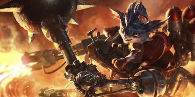 Jul 22, 2016 League Of Legends: Riot Shake Up The Lane