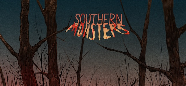Cropped cover for Southern Monsters