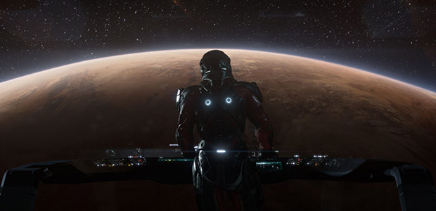 Want To Voice A Character In Mass Effect Andromeda? BioWare's Got A Competition For You