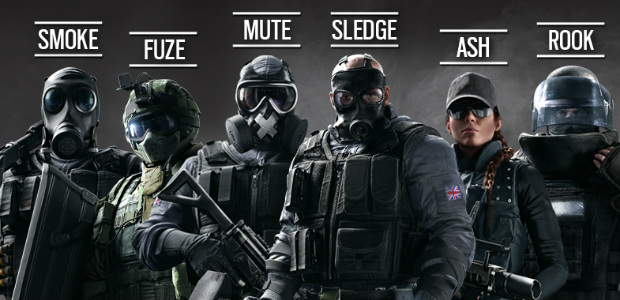 rainbow six siege starter edition