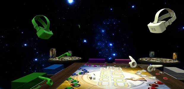 Flip The Board: Tabletop Simulator Adds Vive Support