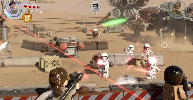 Wot I Think: Lego Star Wars – The Force Awakens | Rock, Paper, Shotgun