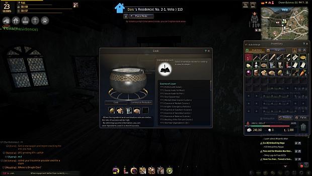 black desert online console