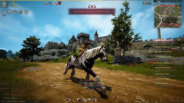 black desert online dark knight build