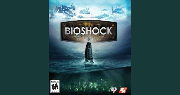 Bioshock the collection rock paper shotgun pc game reviews its the apparent leak of something called the bioshock collection which appears to comprise bioshock 1 bioshock 2 and bioshock infinite art budget voltagebd Image collections