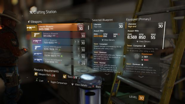 The division trading system update