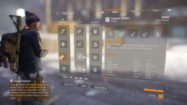 The Division Best Build For A Solo Character Rock Paper Shotgun