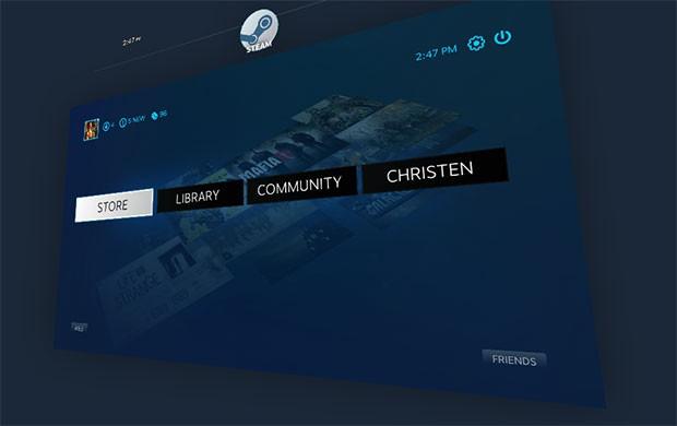 Виртуальная реальность в Steam VR и HTC Vive