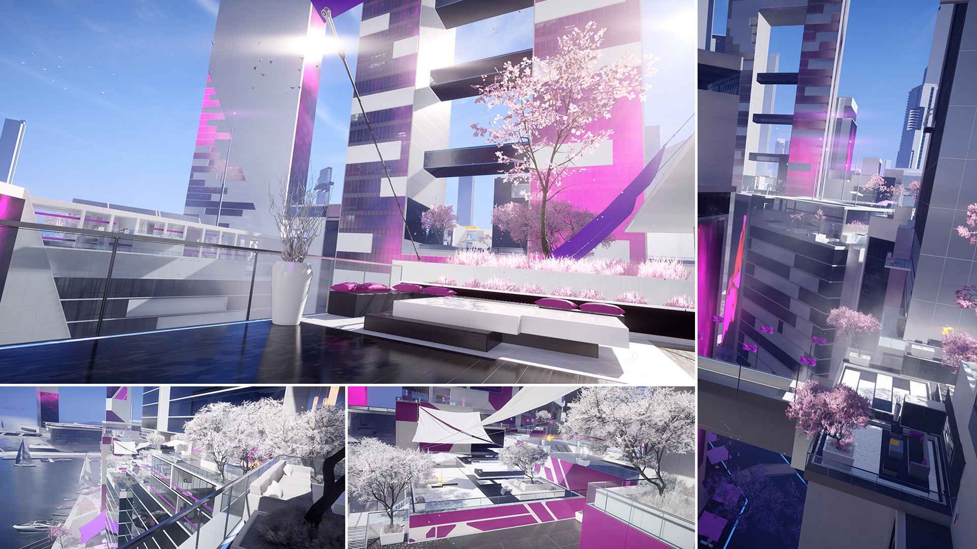 Mirror's Edge Catalyst's City Looks Terribl-y Good   Rock ...