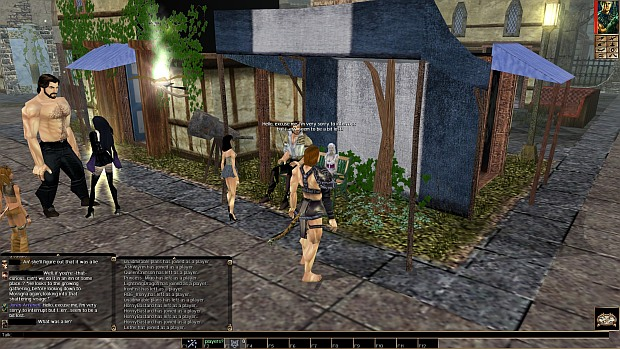 Neverwinter nights 2 секс