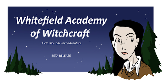 Cover art for Whitefield Academy of Witchcraft