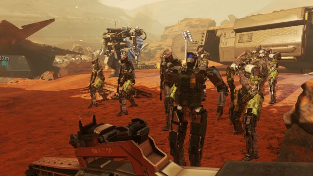 call of duty infinite warfare how to kill the robot