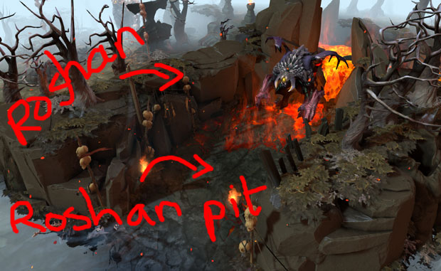 Roshan and his pit