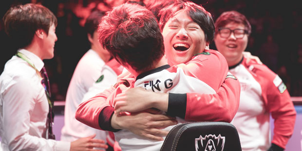 SKT secure their ticket to finals