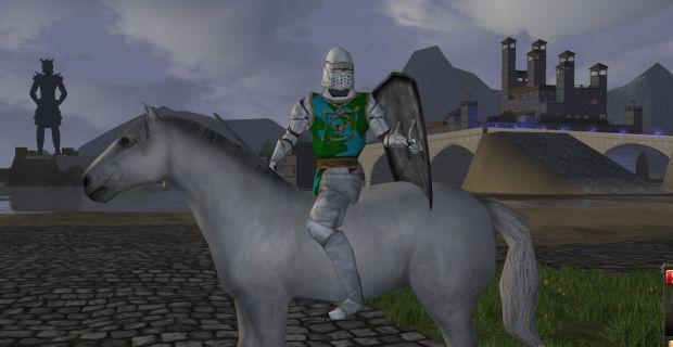 Ridealong: The Last King Of Wurm Online