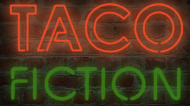 Taco Fiction Cover