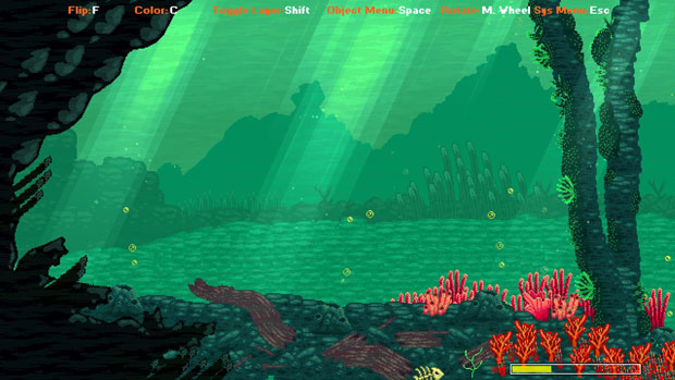 Pixelscape: Oceans