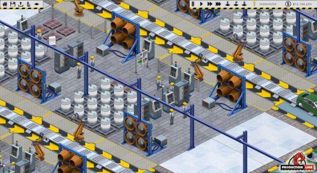 production line is democracy dev s new car factory sim rock paper