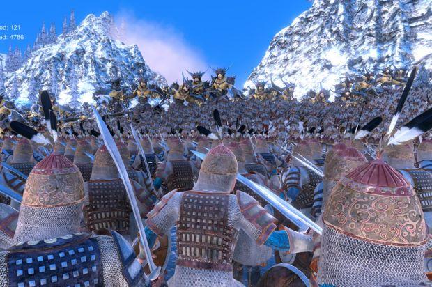 скачать игру Uebs Ultimate Epic Battle Simulator через торрент - фото 7
