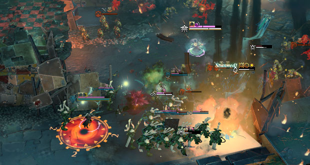 dawn of war 2 retribution multiplayer cracked