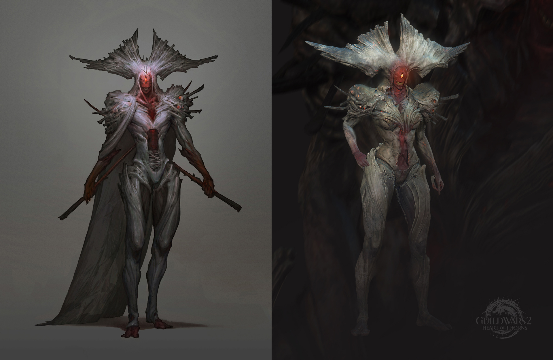 State of the Art: Guild Wars 2's art passes from father to son