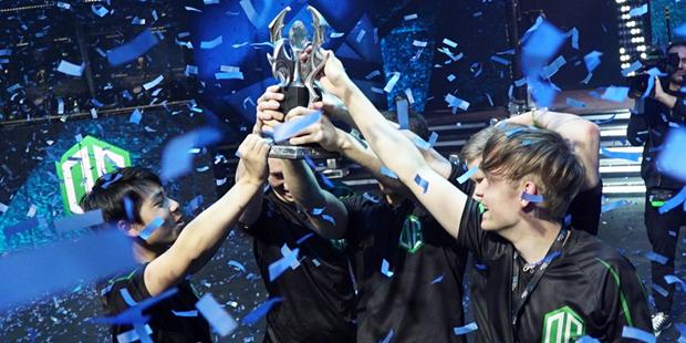 OG winning Kiev