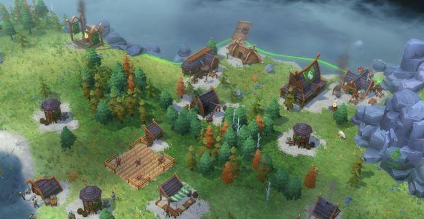 скачать игру Northgard на русском - фото 2