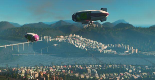 Cities Skylines Cars Crashing