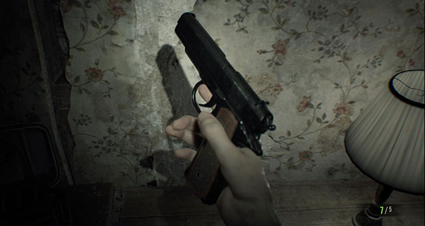 Resident Evil 7 Dlc Review Rock Paper Shotgun