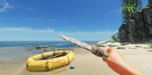 how to get rocks stranded deep