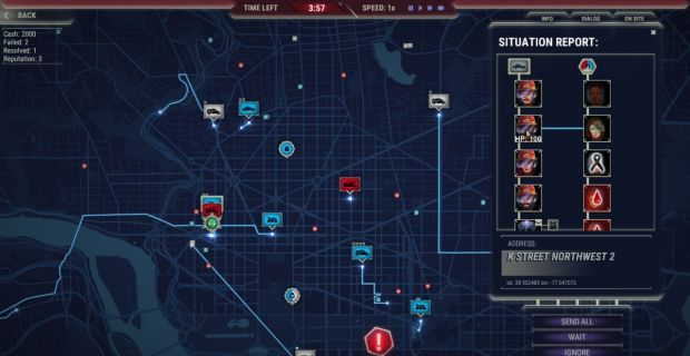 911 dispatch games online