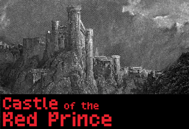 Castle of the Red Prince Cover Clip