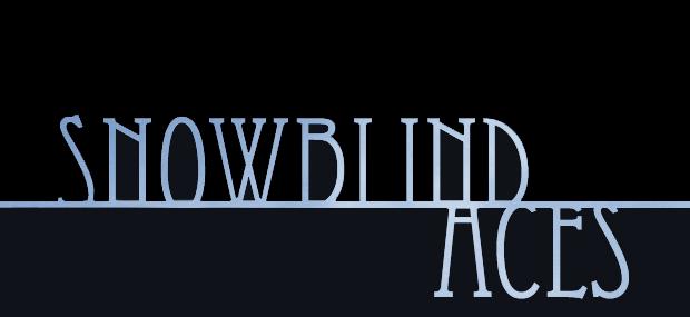 Snowblind Aces Cover Clip