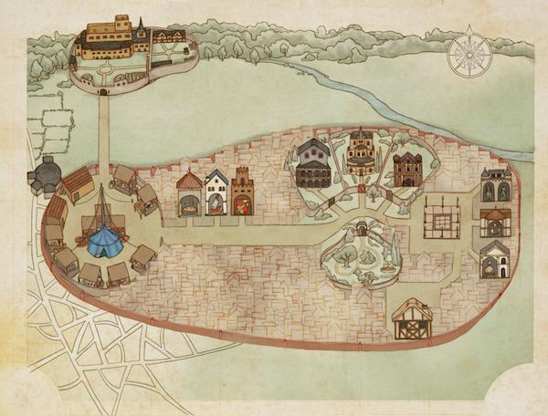 Jack Toresal Map