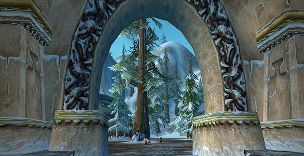 And so i have been back in dun morogh in simple coldridge and deadly chill breeze in quiet kharanos and mighty ironforge i have enjoyed myself