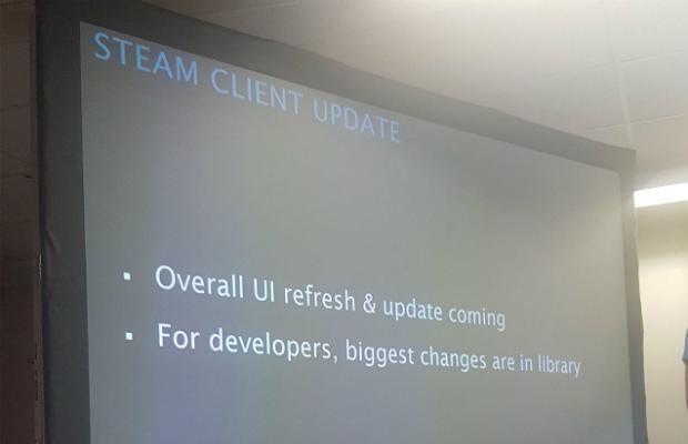 Steam UI changes 1