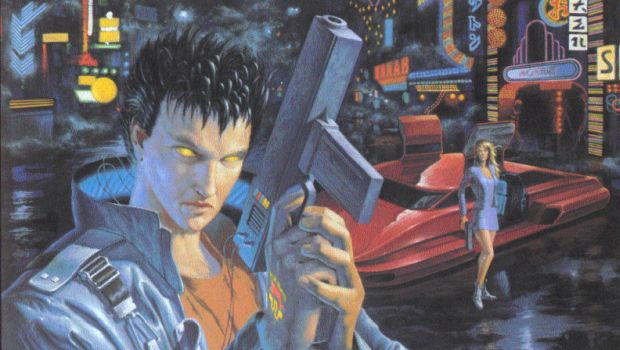 Here's one of my favourite quotes from the Cyberpunk 2020 rulebook: 'The best cyberpunk games are a combination of doomed romance, fast action, glittering parties, mean streets and quixotic quests to do the right thing against all odds. It's a little like Casablanca with cyberware...'