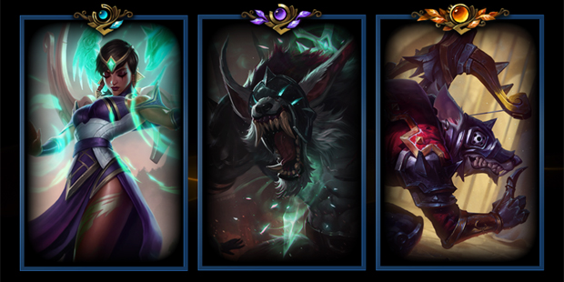 League of Legends honor overhaul