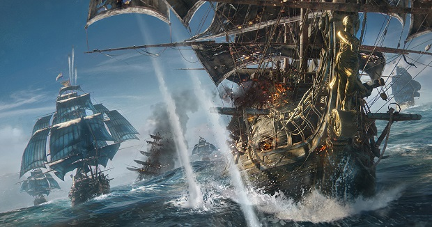 Skull And Bones 2018 Video Game 4k Hd Desktop Wallpaper: Skull And Bones Is About Being A Ship, Not A Pirate